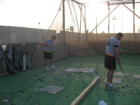 JBB Golf Driving Range